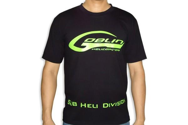 Sab heli division t shirt schwarz größe l